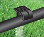 پایه برای سیستم آبیاری قطره ای