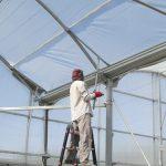 هزینه ساخت گلخانه 1000 متری