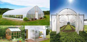 استفاده از سیستم های گرمایشی در گلخانه ها